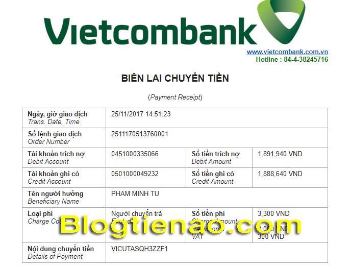 Cách mua USDT trên Vicuta. Ảnh 4