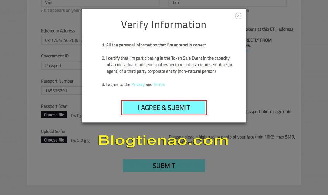 Hướng dẫn đăng ký tài khoản ArcBlock. Ảnh 6