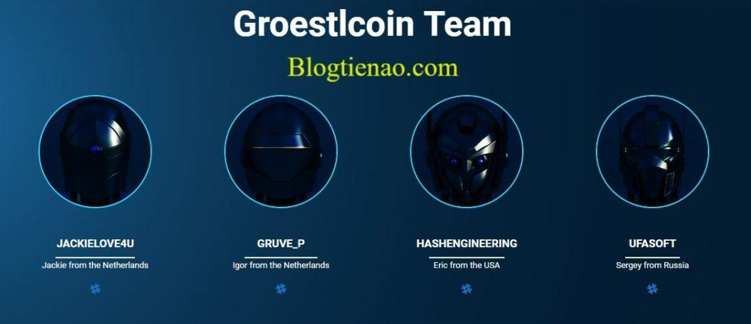 Groestlcoin-team