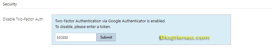 Bảo mật tài khoản BitMEX. Ảnh 3