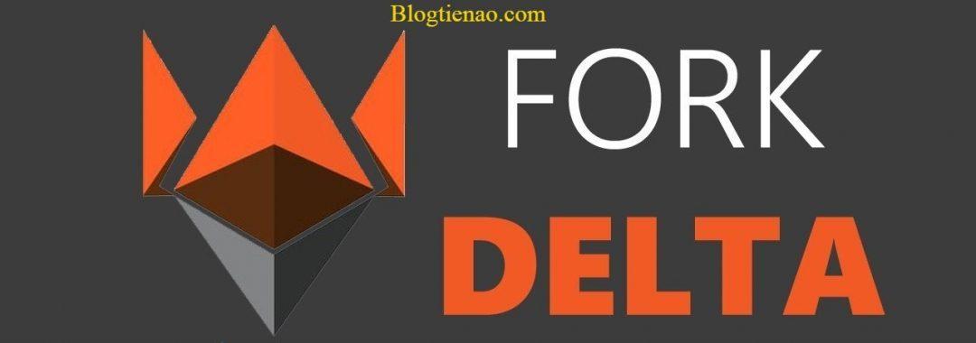 ForkDelta là gì? Đánh giá sàn giao dịch phi tập trung hỗ trợ các Token ERC20 của Ethereum