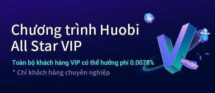 Huobi All Star Vip