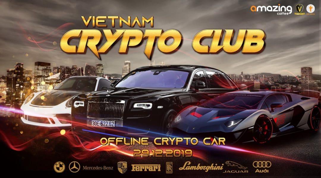 Sự kiện Offline Crypto Car 2019