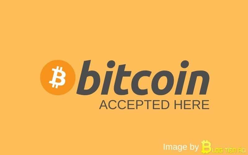 Chấp nhận thanh toán bằng Bitcoin