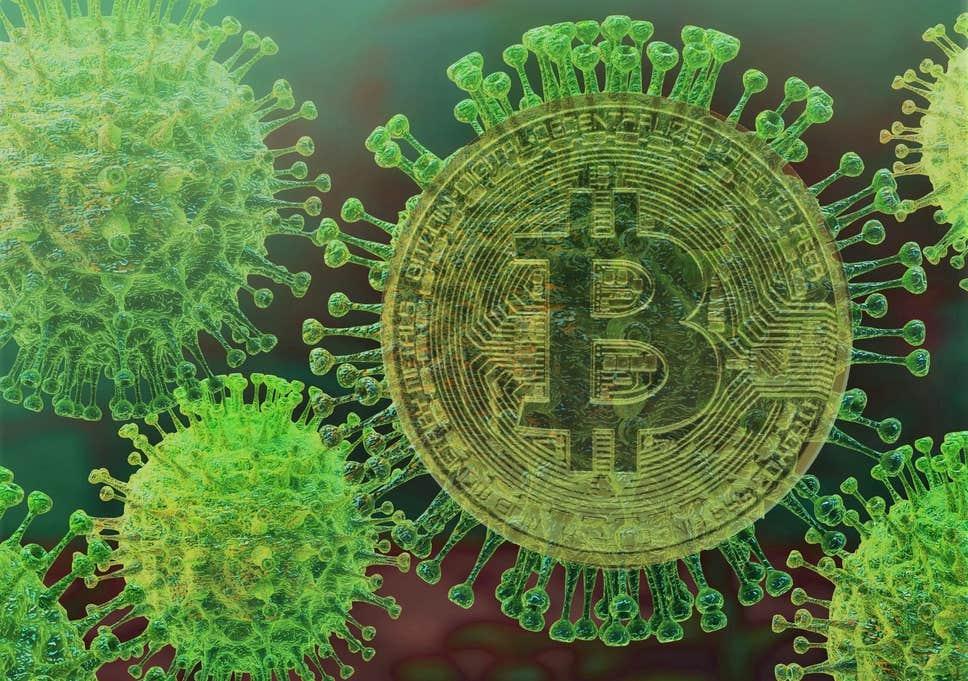 bitcoin và Corona virus