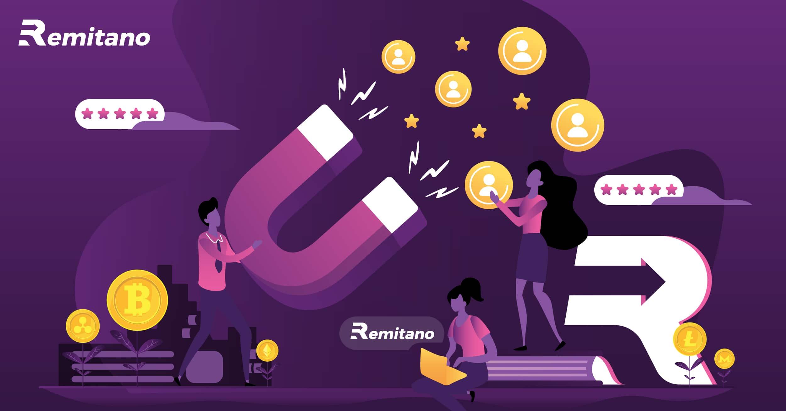 Tay trắng kiếm tiền online cùng Remitano: Tại sao không?