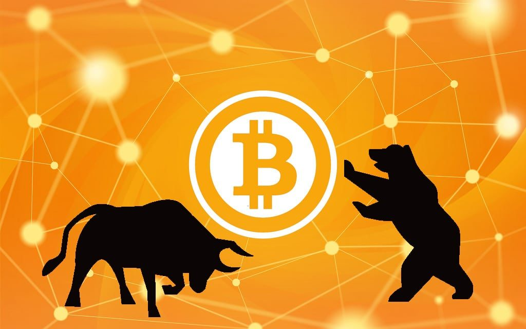 Nếu muốn breakout bitcoin cần phải vượt 10.500 USD