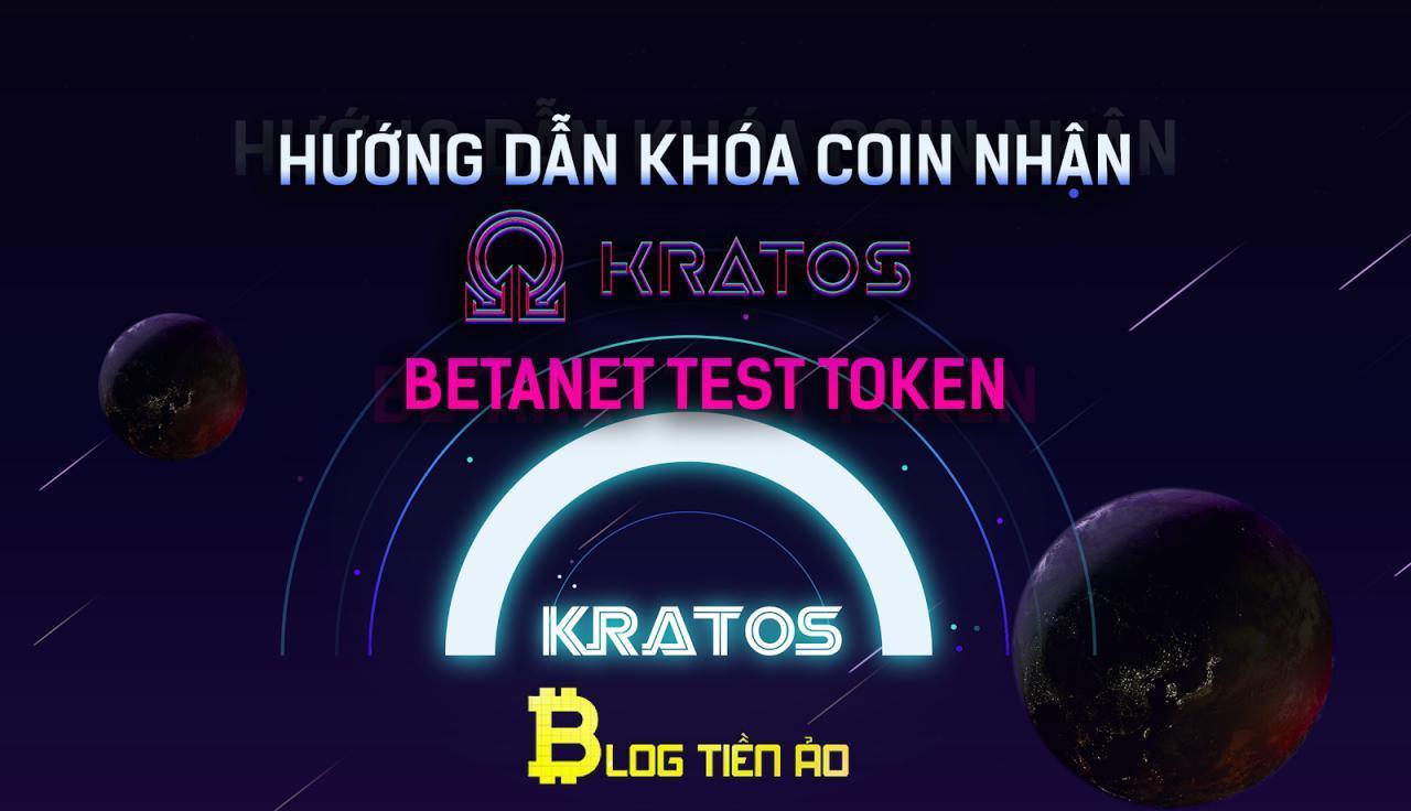 Hướng dẫn khoá coin nhận kratos
