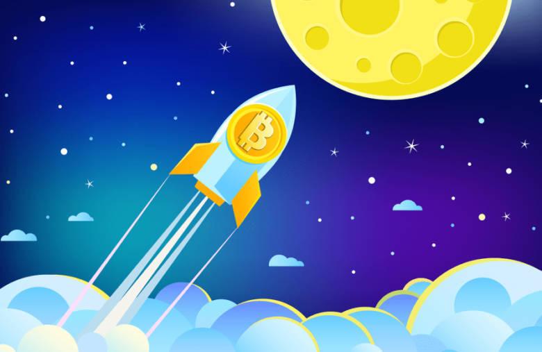 Bitcoin đạt mức giá cao nhất kể từ năm 2018