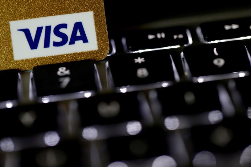 HOT: Visa chính thức cho phép việc thanh toán bằng tiền điện tử