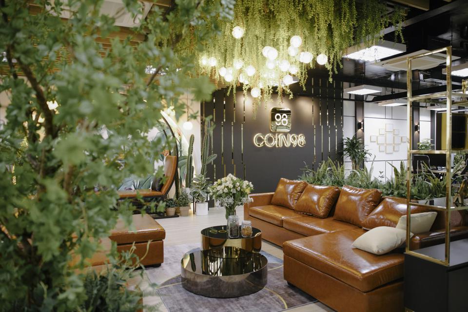 Trụ sở chính của Coin98 tại Việt Nam