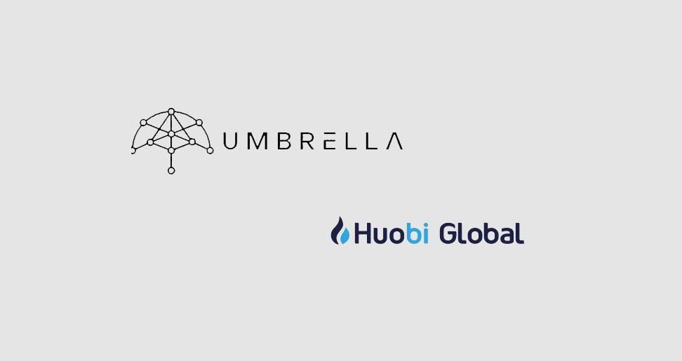 Huobi Global hợp tác với Umbrella Network, đóng vai trò là node xác thực