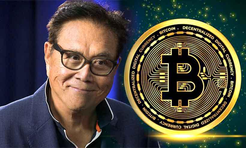 Robert Kiyosaki bitcoin
