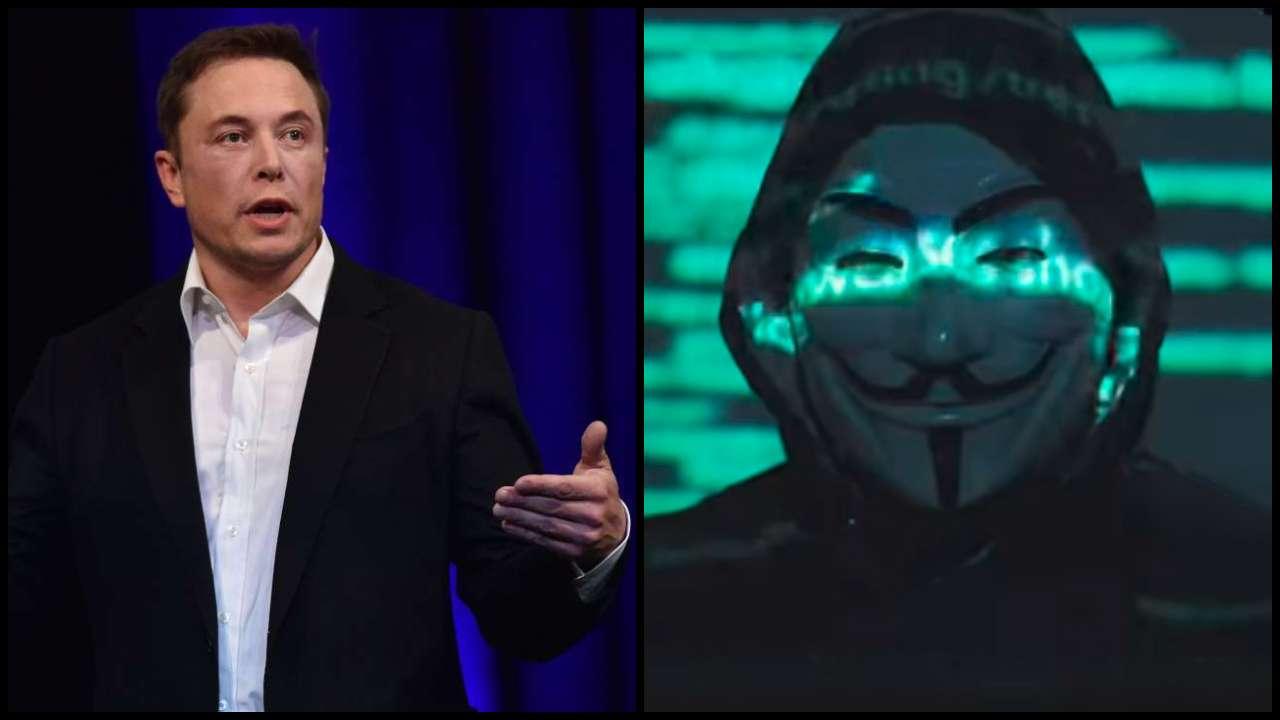 Elon Musk bị Anonymous đe dọa chỉ là tin đồn sai sự thật?