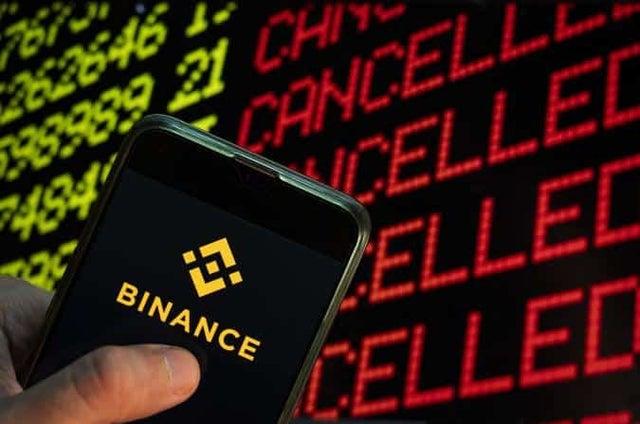 Binance mở lại dịch vụ rút tiền tại Anh