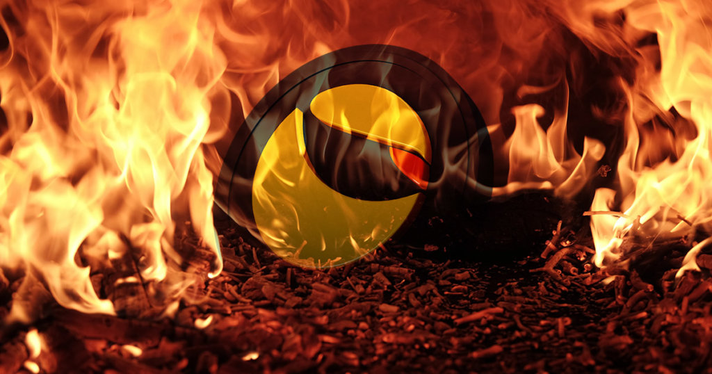 185 triệu USD LUNA bị đốt, thị trường đang nóng dần lên