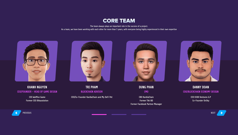 Thetan Arena Team
