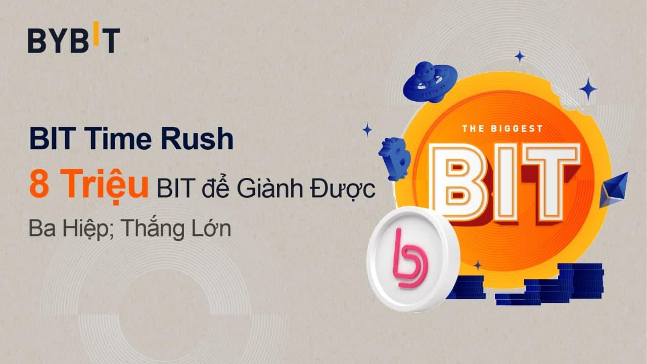 Bybit Launchpad lần đầu ra mắt với sự kiện 'chào sân' token BIT