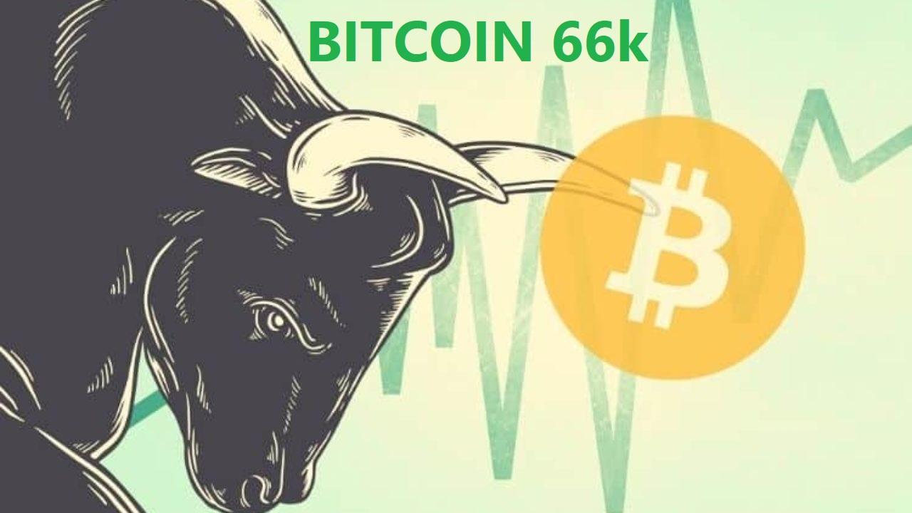 Bitcoin chính thức phá vỡ mức cao mới trên 66.000 USD, toàn thị trường fomo cực độ
